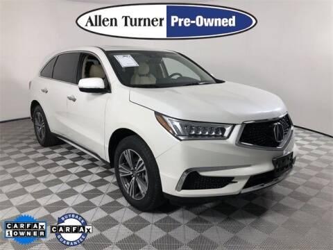 2018 Acura MDX for sale at Allen Turner Hyundai in Pensacola FL