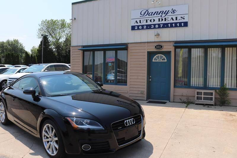 2013 Audi TT for sale at Danny's Auto Deals in Grafton WI