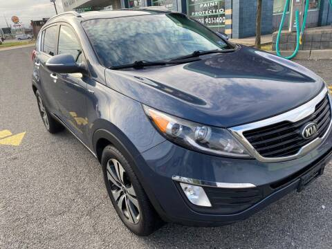 2013 Kia Sportage for sale at MFT Auction in Lodi NJ