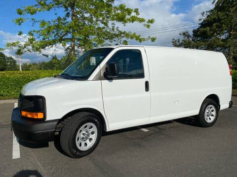 2012 Chevrolet Express Cargo for sale at AC Enterprises in Oregon City OR