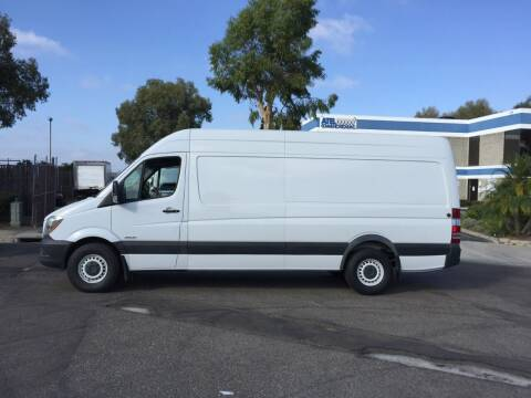 2015 Freightliner Sprinter Cargo for sale at Online Auto Group Inc in San Diego CA