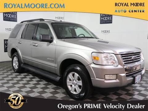 2008 Ford Explorer for sale at Royal Moore Custom Finance in Hillsboro OR