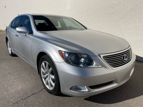 2007 Lexus LS 460 for sale at Best Value Auto Sales in Hutchinson KS