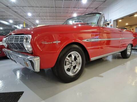 1963 Ford Falcon for sale at Great Lakes Classic Cars & Detail Shop in Hilton NY