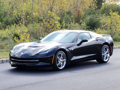 2014 Chevrolet Corvette for sale at R & R AUTO SALES in Poughkeepsie NY