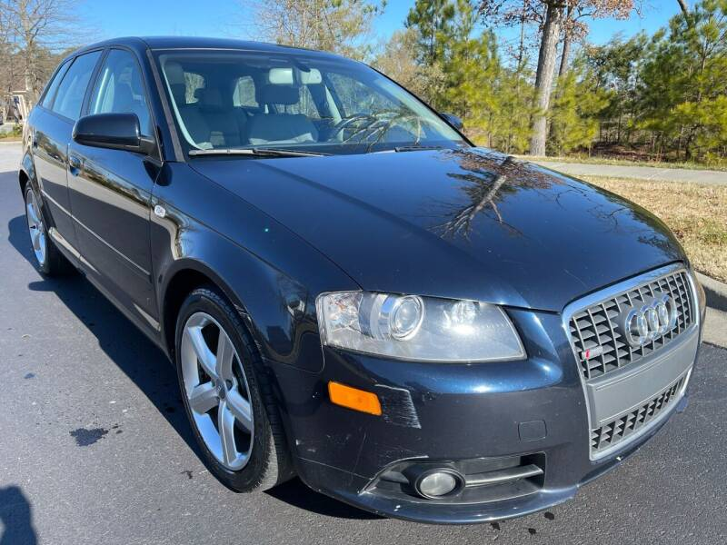 2008 Audi A3 for sale at LA 12 Motors in Durham NC
