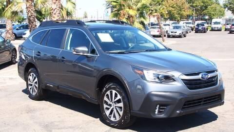 2021 Subaru Outback for sale at Okaidi Auto Sales in Sacramento CA