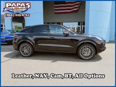2020 Porsche Cayenne for sale at Papas Chrysler Dodge Jeep Ram in New Britain CT