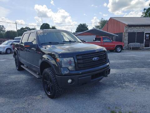 2014 Ford F-150 for sale at VAUGHN'S USED CARS in Guin AL