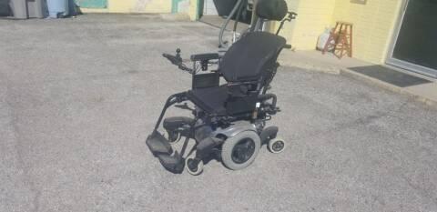 Quickie Wheelchair QM 710 for sale at Stewart Auto Sales Inc in Central City NE