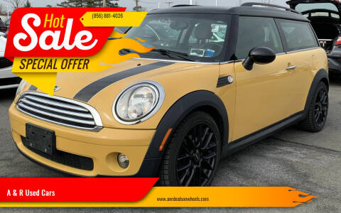 2009 MINI Cooper Clubman for sale at A & R Used Cars in Clayton NJ