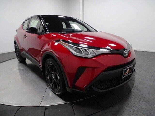 2021 Toyota C-HR for sale in Hillside, NJ