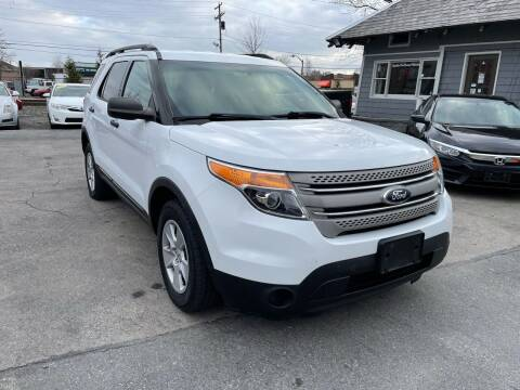 2014 Ford Explorer for sale at Mass Auto Exchange in Framingham MA