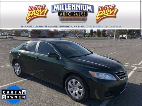 2010 Toyota Camry for sale at Millennium Auto Sales in Kennewick WA