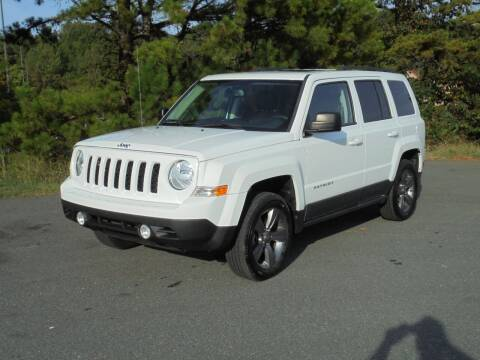 2015 Jeep Patriot for sale at TURN KEY OF CHARLOTTE in Mint Hill NC