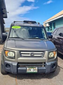 2007 Honda Element for sale at Ohana Auto Sales in Wailuku HI