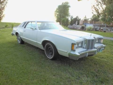 1979 Mercury Cougar for sale at Classic Car Deals in Cadillac MI