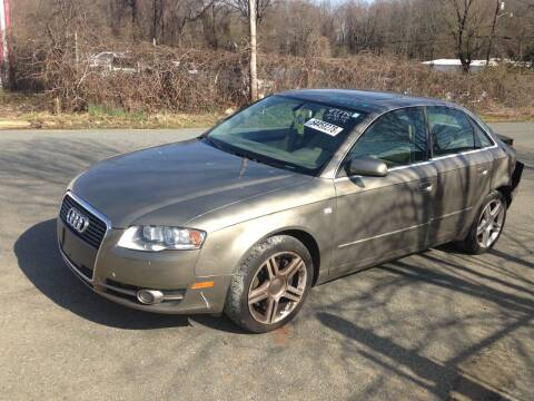 2007 Audi A4 for sale at ASAP Car Parts in Charlotte NC