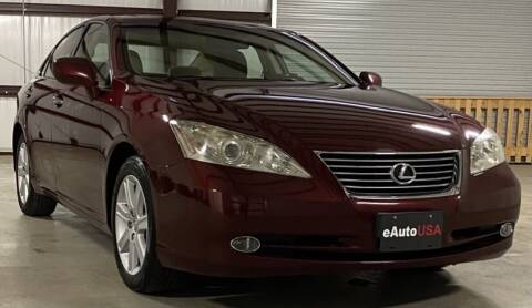 2007 Lexus ES 350 for sale at eAuto USA in New Braunfels TX