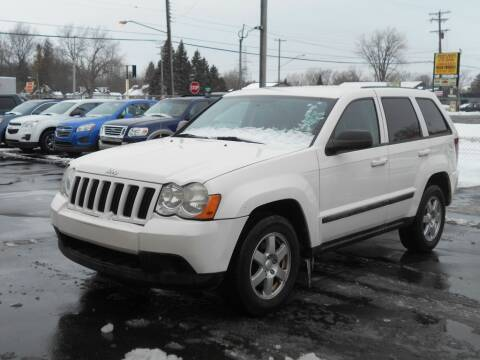 2008 Jeep Grand Cherokee for sale at MT MORRIS AUTO SALES INC in Mount Morris MI