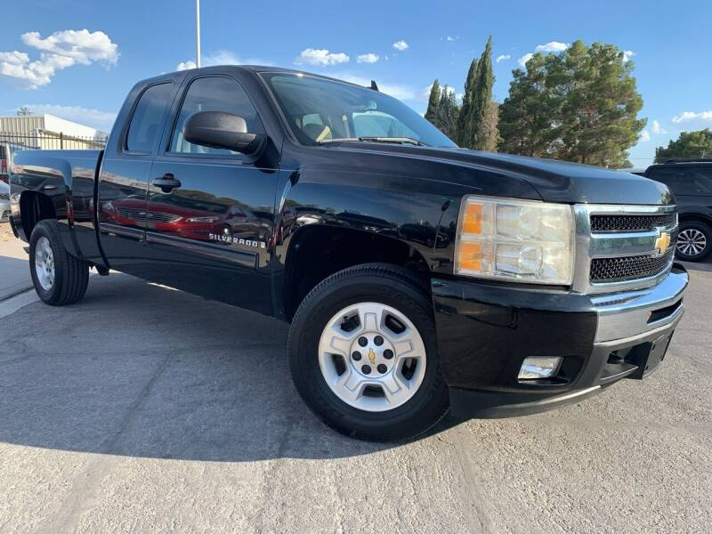 2009 Chevrolet Silverado 1500 for sale at Boktor Motors in Las Vegas NV