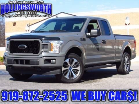 2020 Ford F-150 for sale at Hollingsworth Auto Sales in Raleigh NC