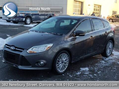 2012 Ford Focus for sale at 1 North Preowned in Danvers MA