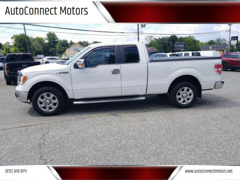 2013 Ford F-150 for sale at AutoConnect Motors in Kenvil NJ