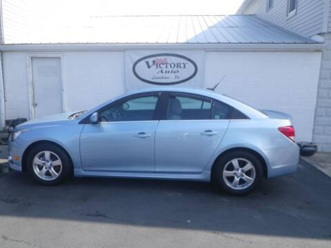 2011 Chevrolet Cruze for sale at VICTORY AUTO in Lewistown PA