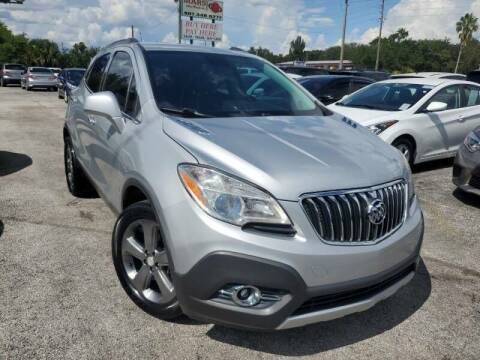 2013 Buick Encore for sale at Mars auto trade llc in Kissimmee FL