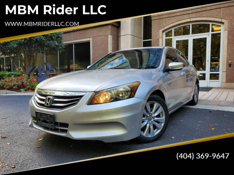 2011 Honda Accord for sale at MBM Rider LLC in Alpharetta GA