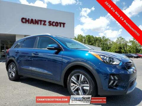 2020 Kia Niro for sale at Chantz Scott Kia in Kingsport TN