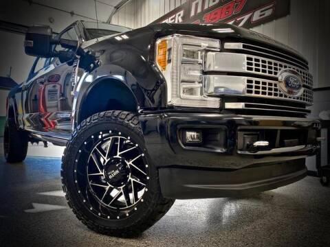 2017 Ford F-250 Super Duty for sale at Carder Motors Inc in Bridgeport WV