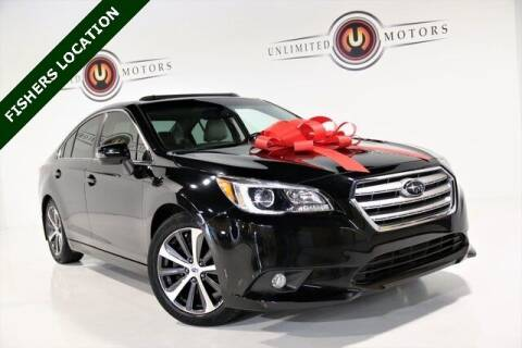 2015 Subaru Legacy for sale at Unlimited Motors in Fishers IN