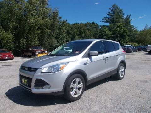 2016 Ford Escape for sale at Manchester Motorsports in Goffstown NH