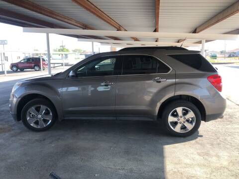 2012 Chevrolet Equinox for sale at Kann Enterprises Inc. in Lovington NM