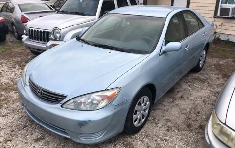 2005 Toyota Camry for sale at Castagna Auto Sales LLC in Saint Augustine FL