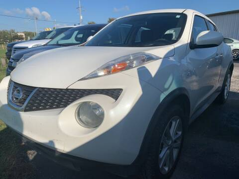 2013 Nissan JUKE for sale at Safeway Auto Sales in Horn Lake MS
