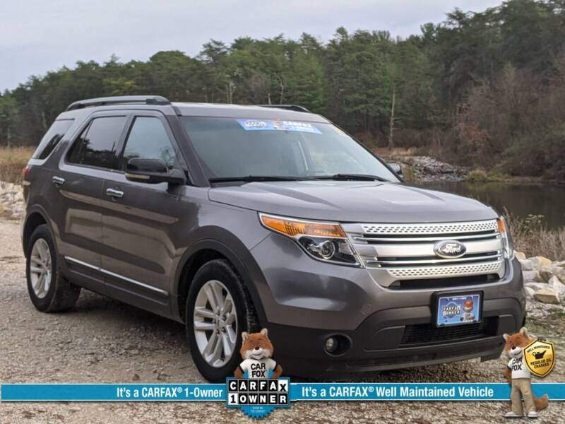 2012 Ford Explorer for sale at Bob Walters Linton Motors in Linton IN