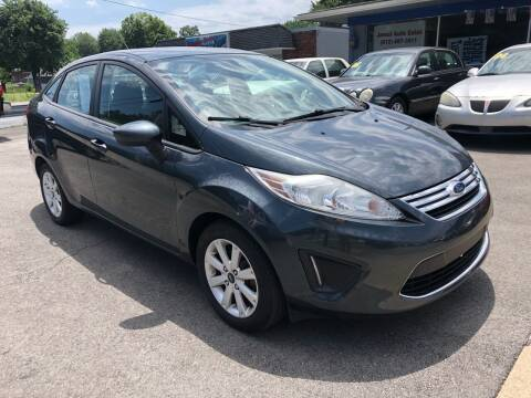 2011 Ford Fiesta for sale at Wise Investments Auto Sales in Sellersburg IN
