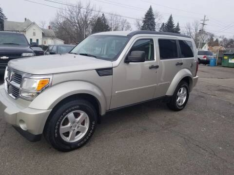 2008 Dodge Nitro for sale at DALE'S AUTO INC in Mt Clemens MI