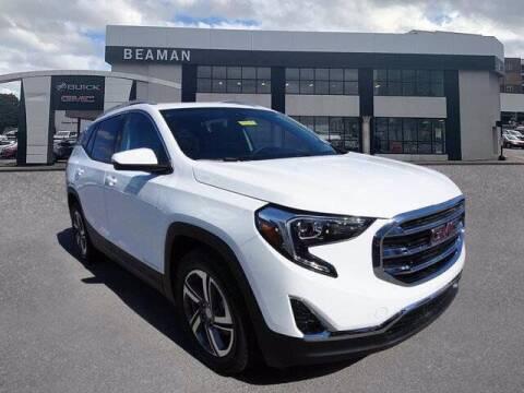 2021 GMC Terrain for sale at BEAMAN TOYOTA - Beaman Buick GMC in Nashville TN