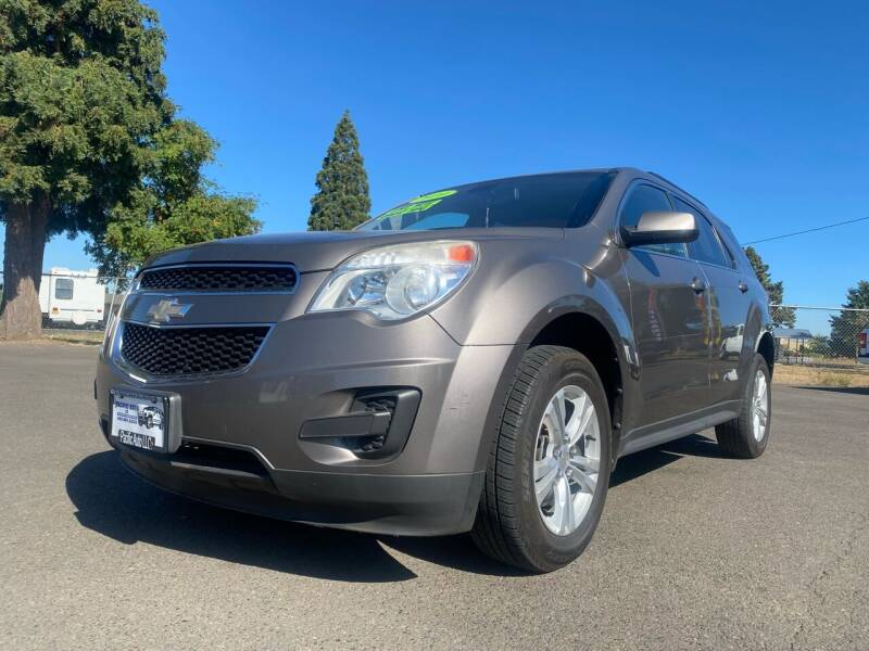 2010 Chevrolet Equinox for sale at Pacific Auto LLC in Woodburn OR
