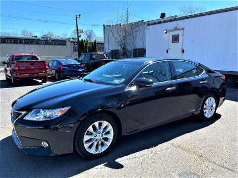 2013 Lexus ES 300h for sale at Exem United in Plainfield NJ