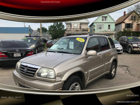 2004 Suzuki Grand Vitara for sale at Diamond Auto Sales in Milwaukee WI