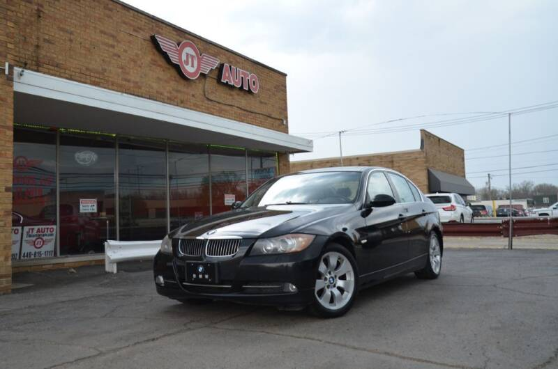 2006 BMW 3 Series for sale at JT AUTO in Parma OH