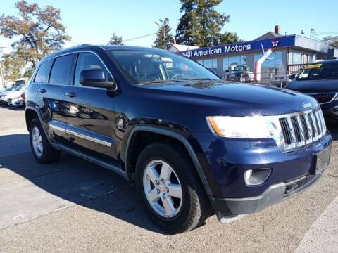 2012 Jeep Grand Cherokee for sale at All American Motors in Tacoma WA