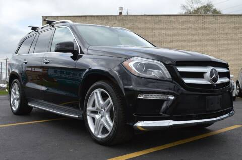2013 Mercedes-Benz GL-Class for sale at Manfreds Import Auto in Cary IL