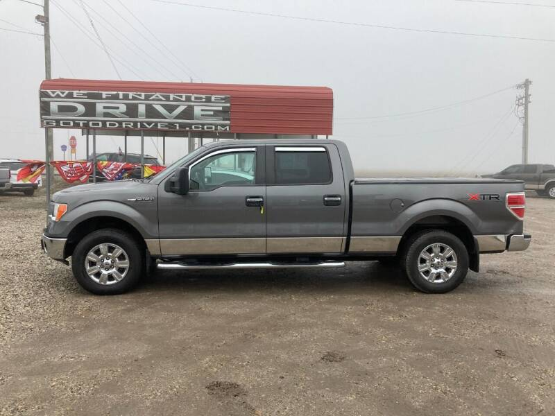 2010 Ford F-150 for sale at Drive in Leachville AR