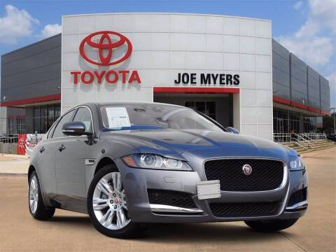 2017 Jaguar XF for sale at Joe Myers Toyota PreOwned in Houston TX